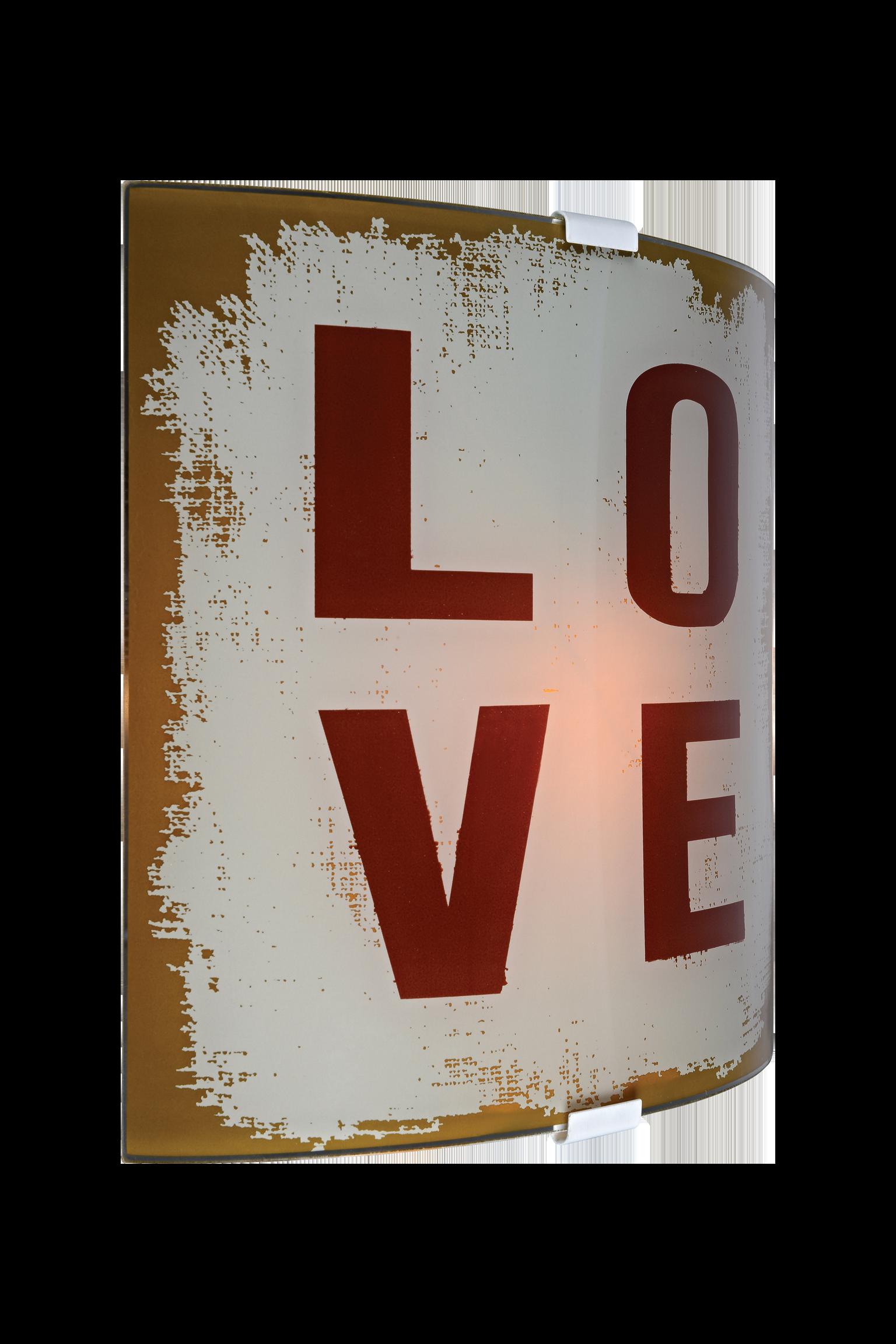 LOVE - Wall