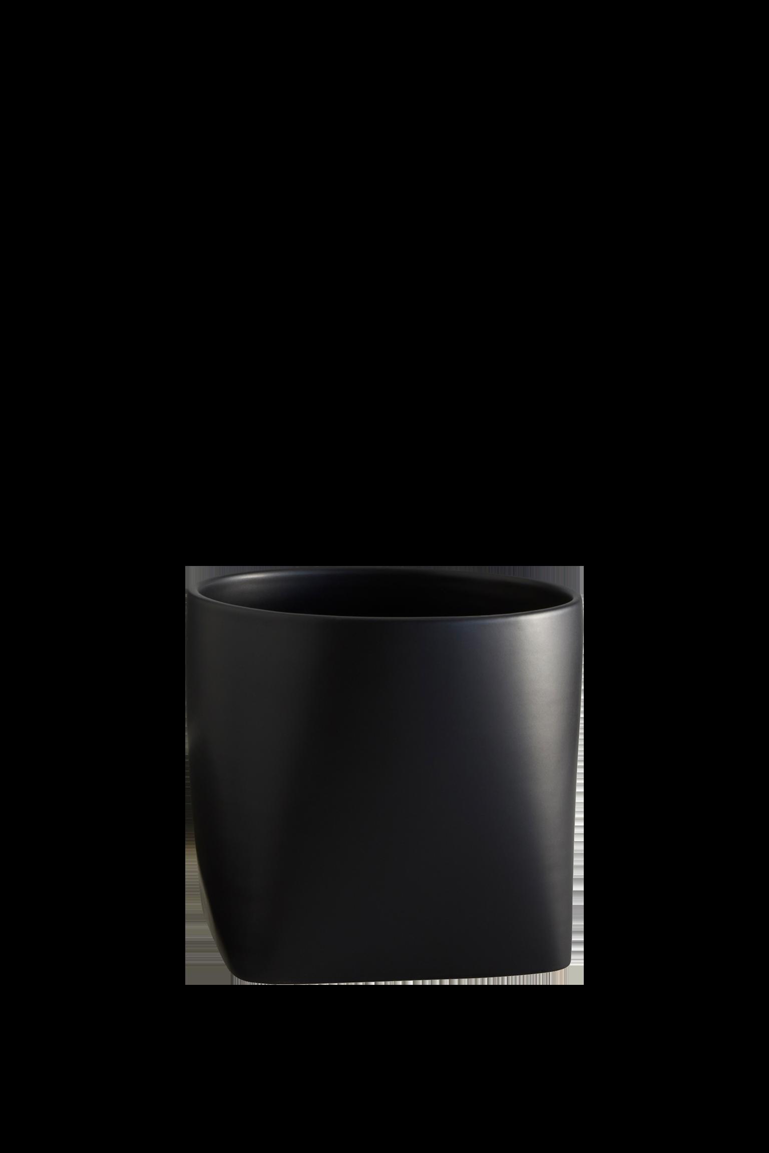 SOMMA - Pot Black 14cm