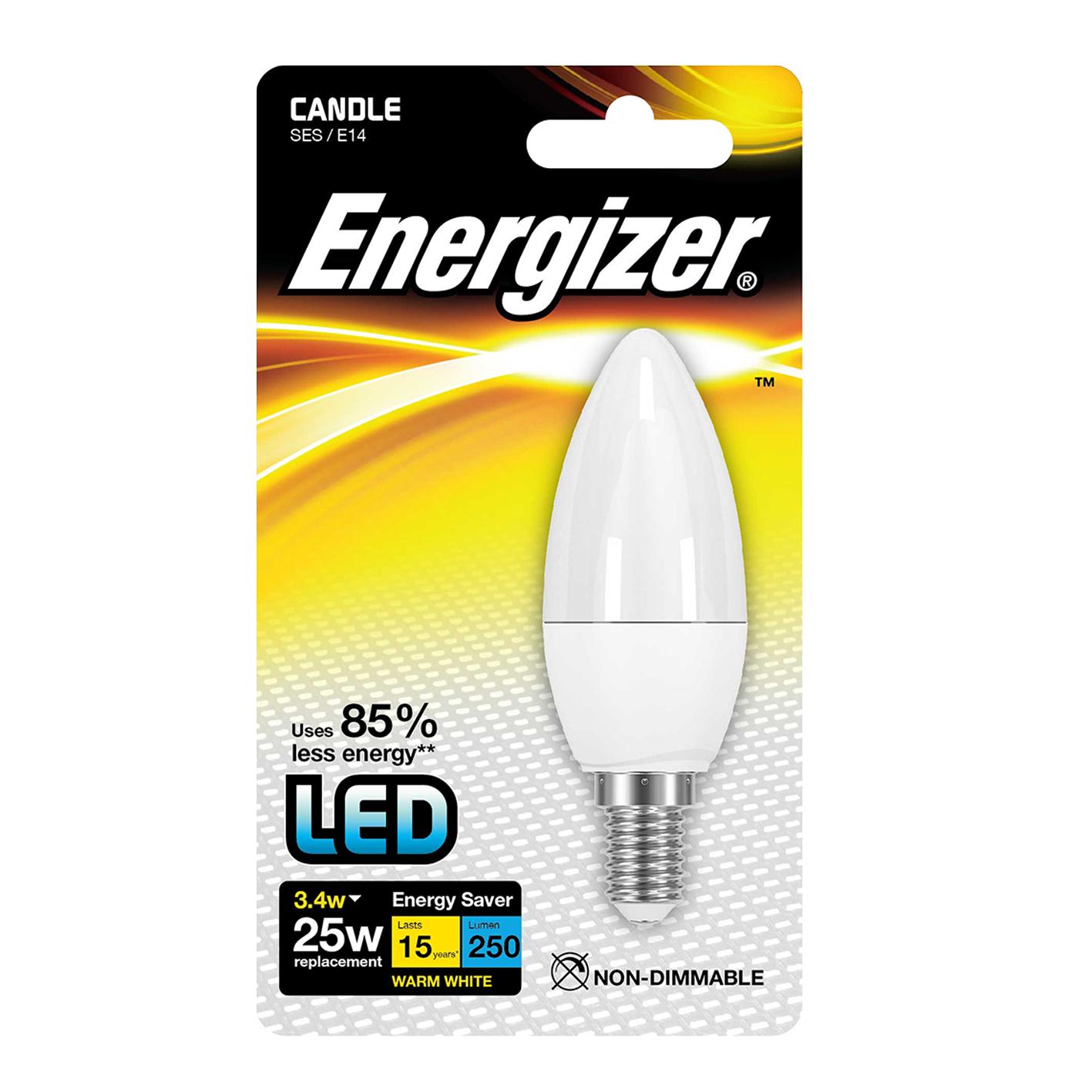 ENERGIZER E14 3,4W