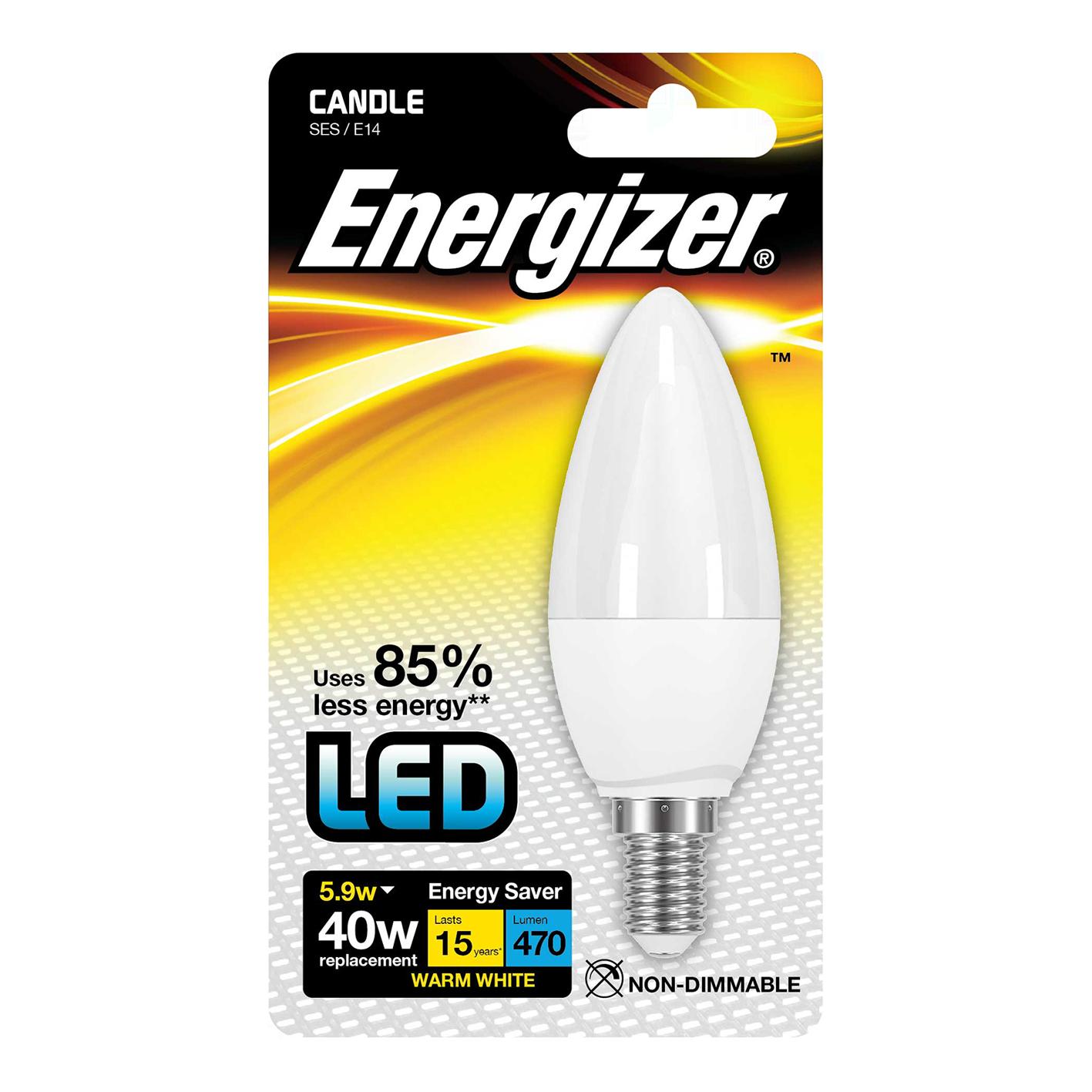 ENERGIZER E14 - 40W