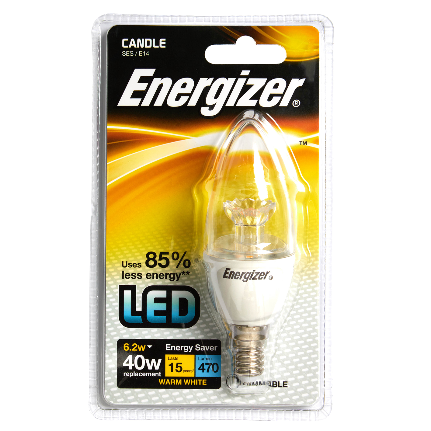 ENERGIZER DIM E14 6,2W
