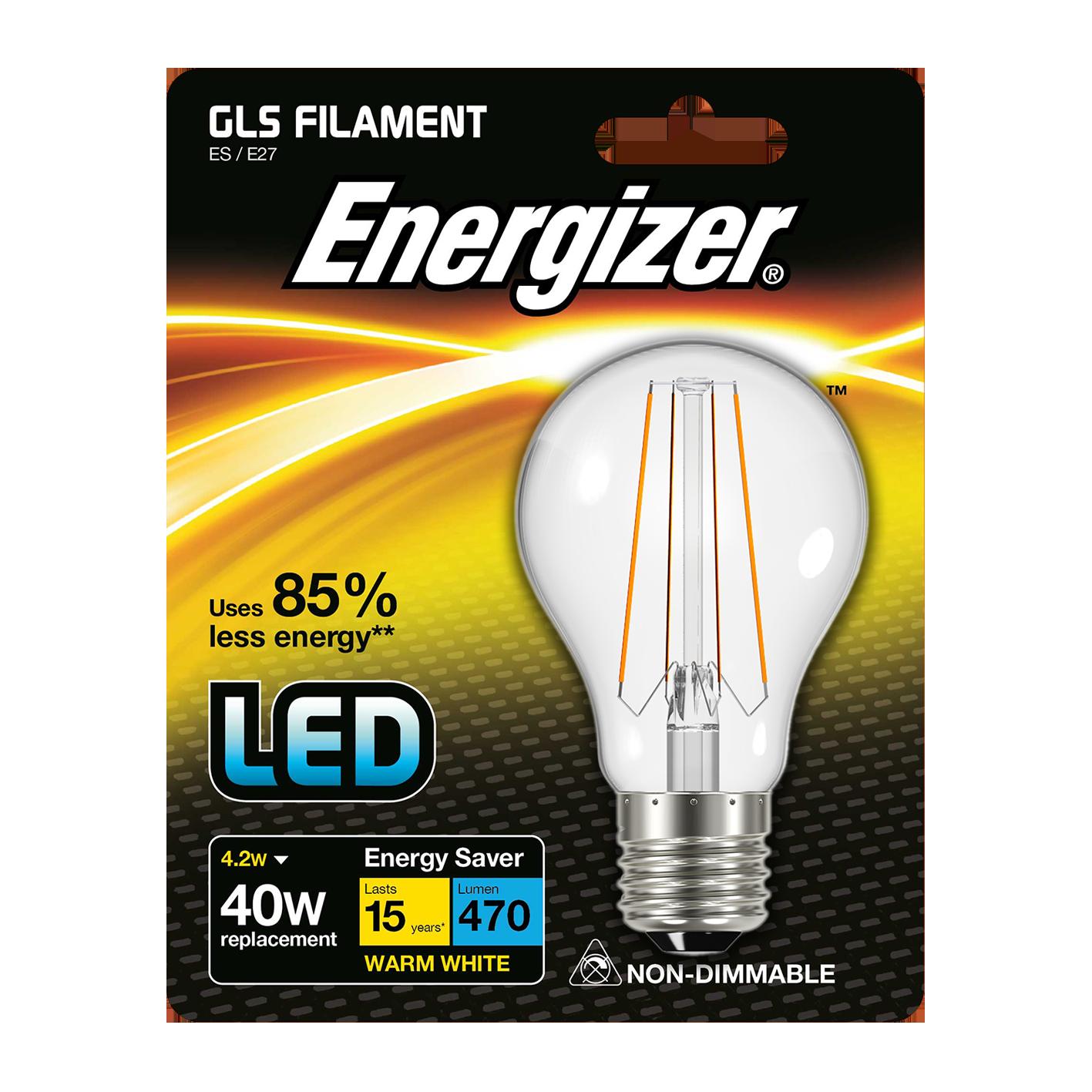 ENERGIZER E27 - 40W