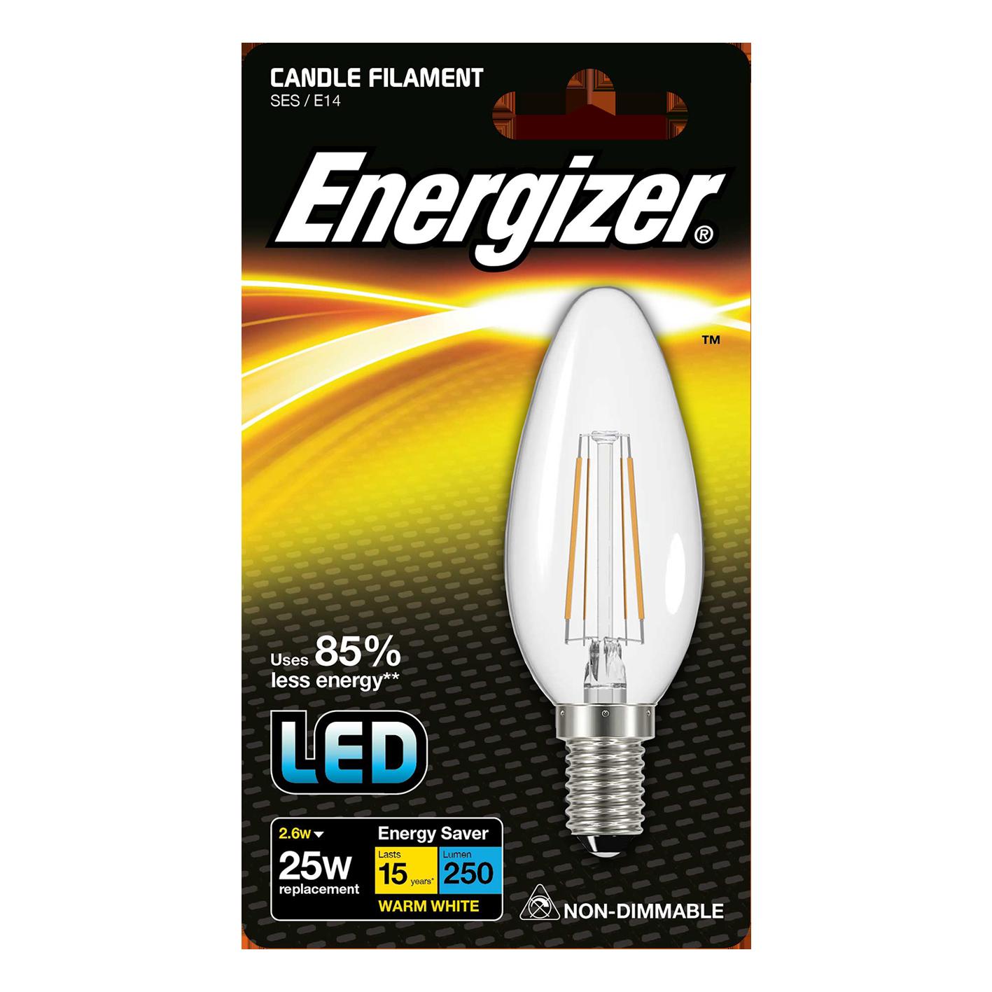 ENERGIZER E14 - 25W