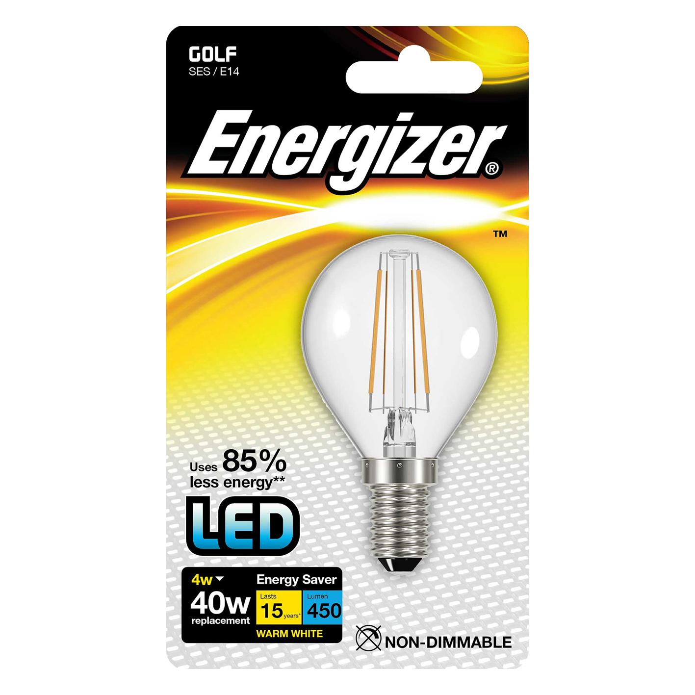 ENERGIZER E14 4W