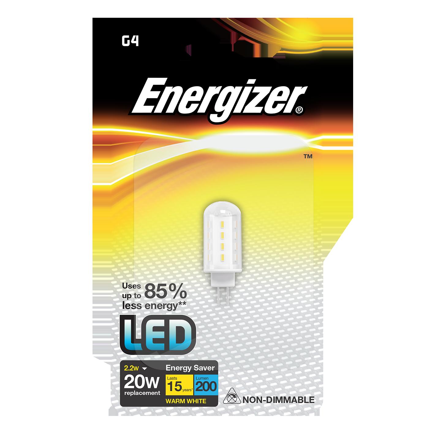 ENERGIZER G4 - 20W