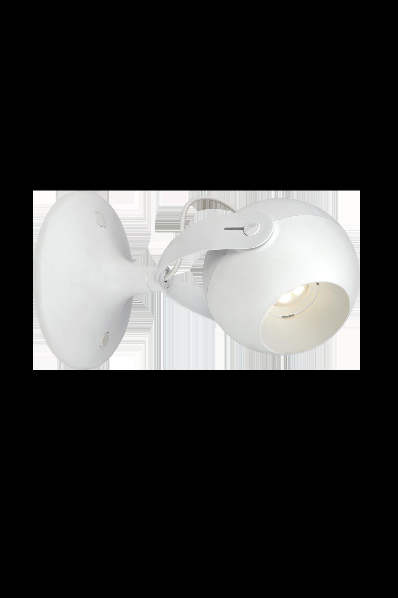 KLOT - wall lamp white