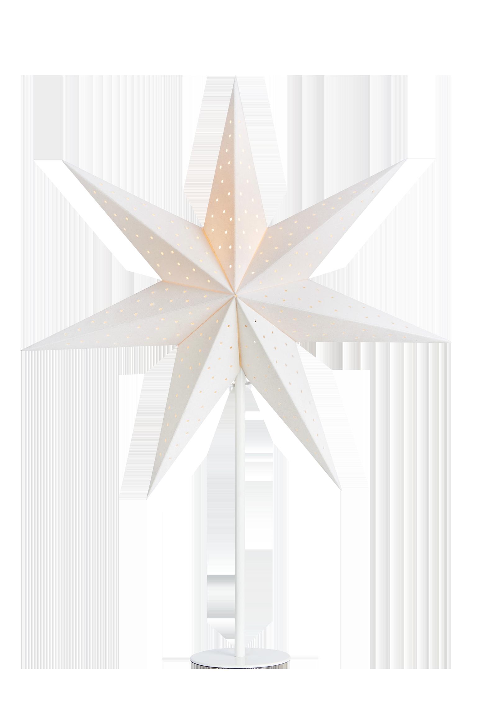 CLARA - WHITE TABLE