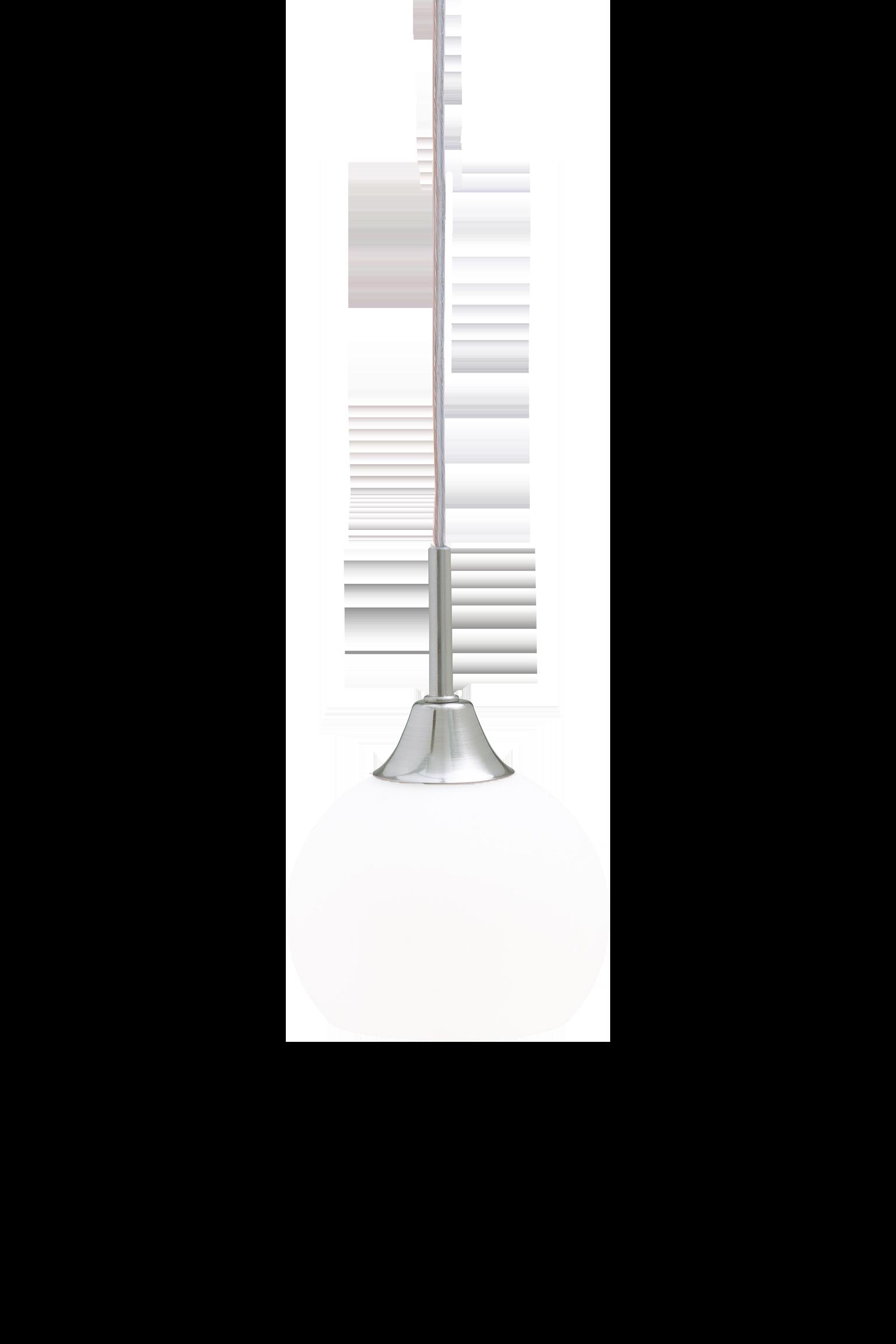 GLOBUS - Pendant white