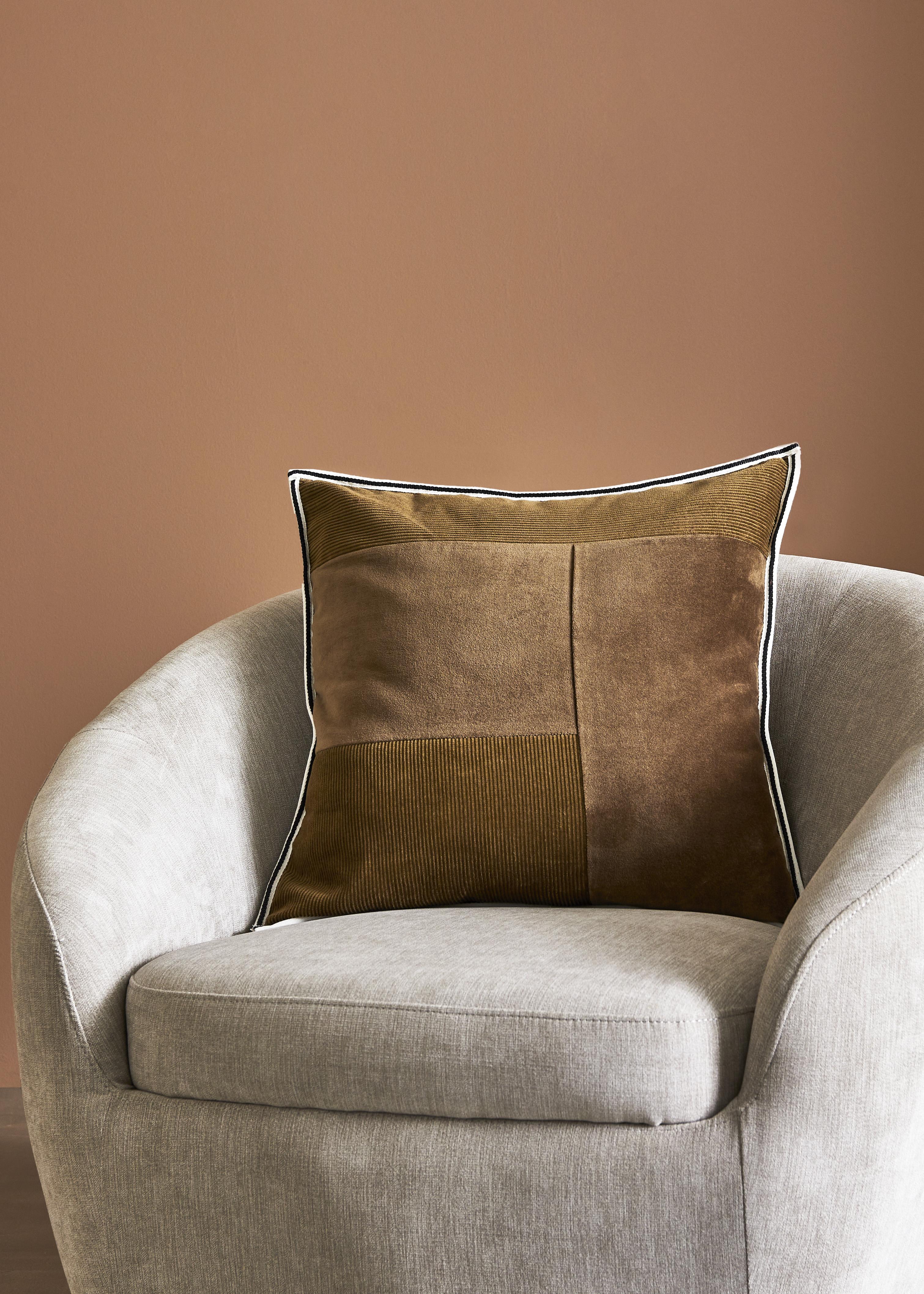 ARNA - Cushion Velvet Green 50x50cm