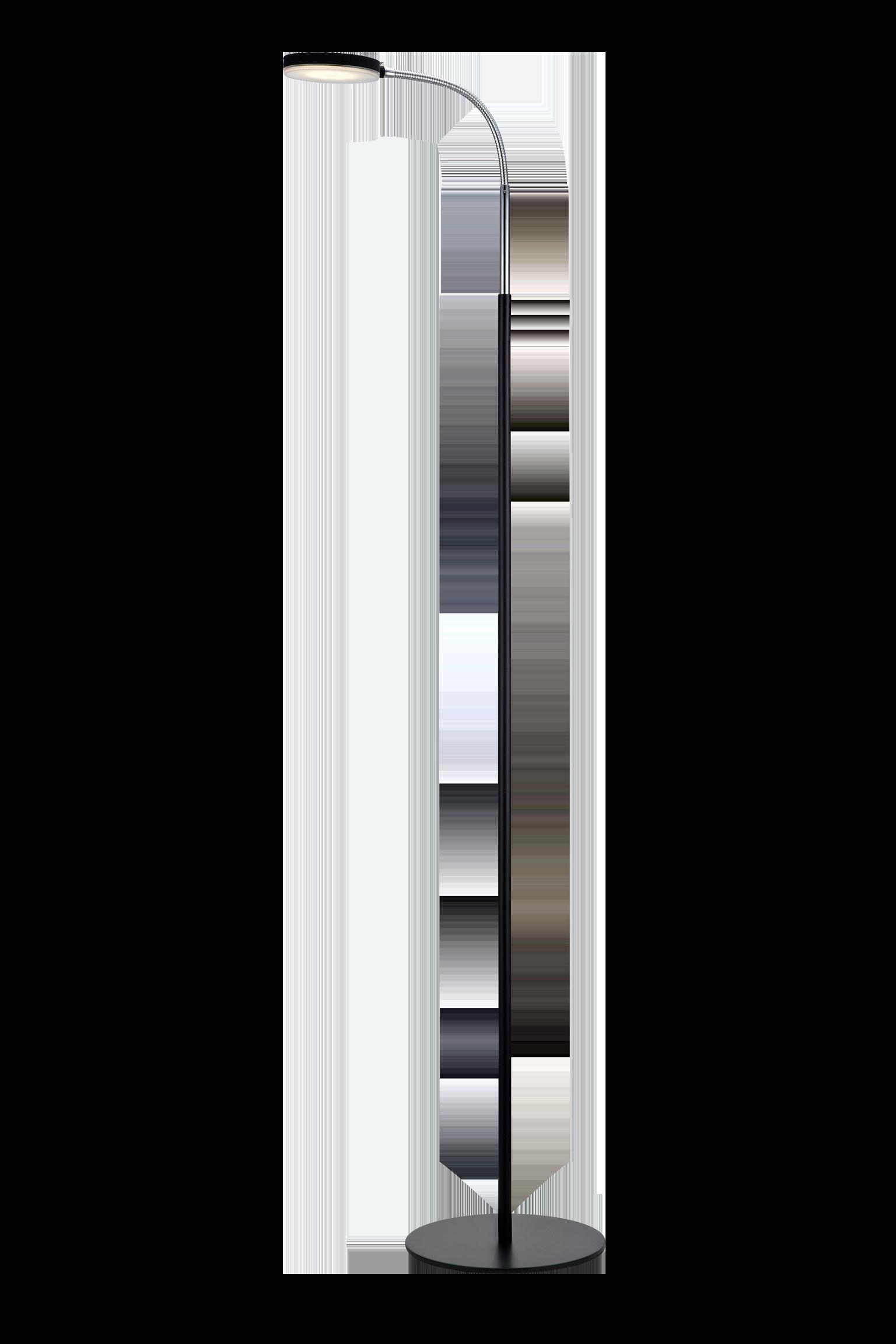 FLEX - Floor black/chrome
