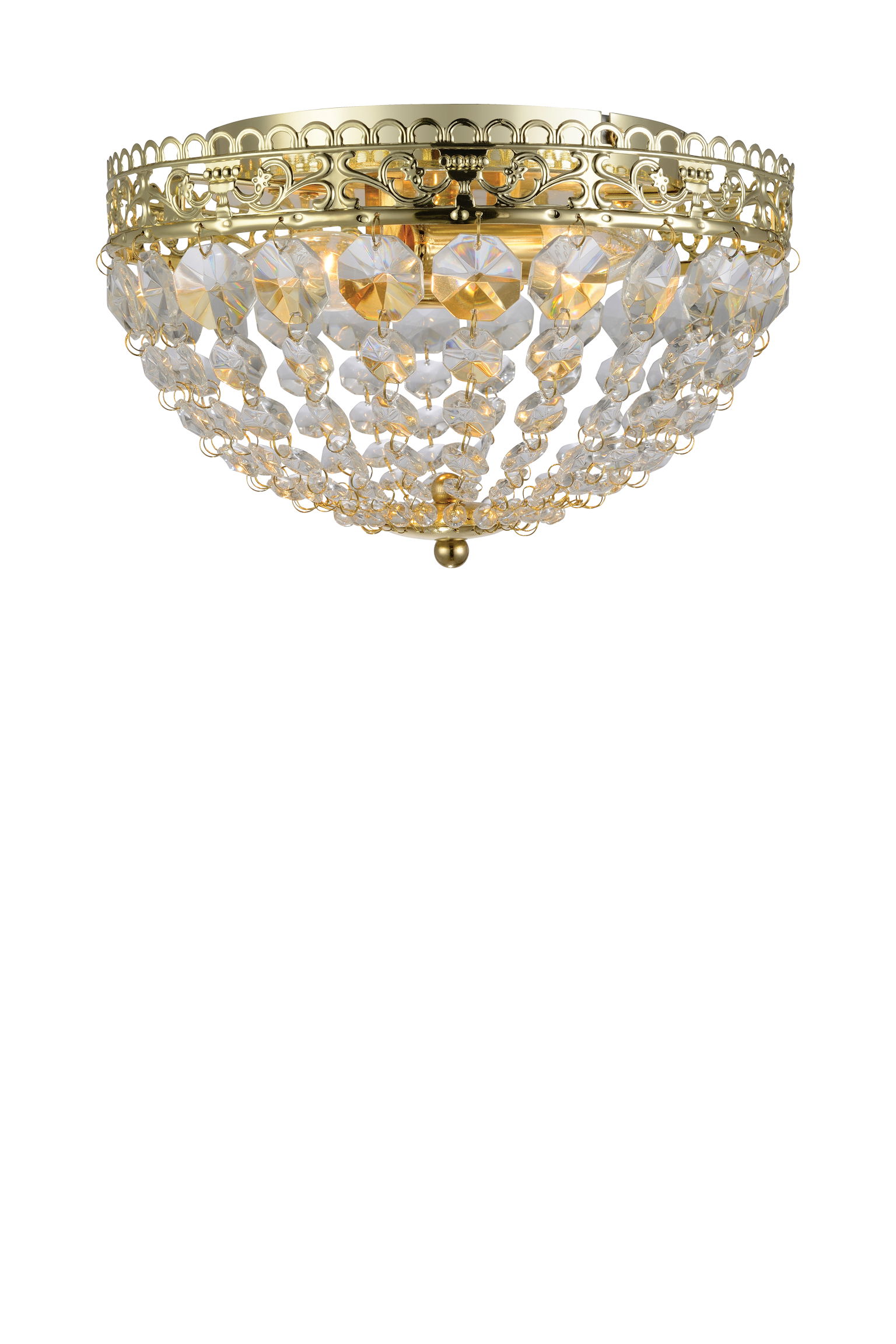 SAXHOLM - Plafond Gold