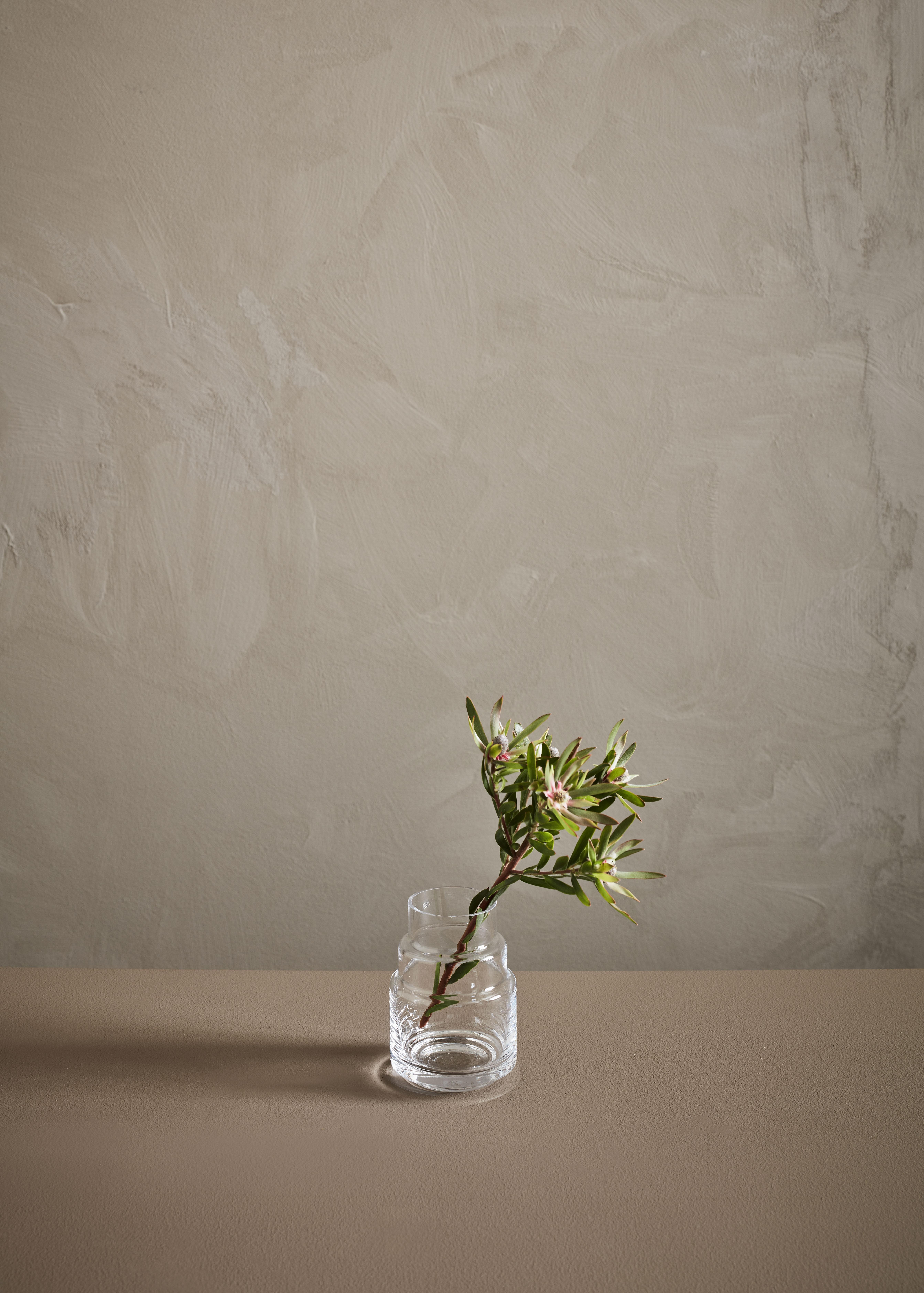 GLIMMER - Handmade Glass Vase 11,7cm