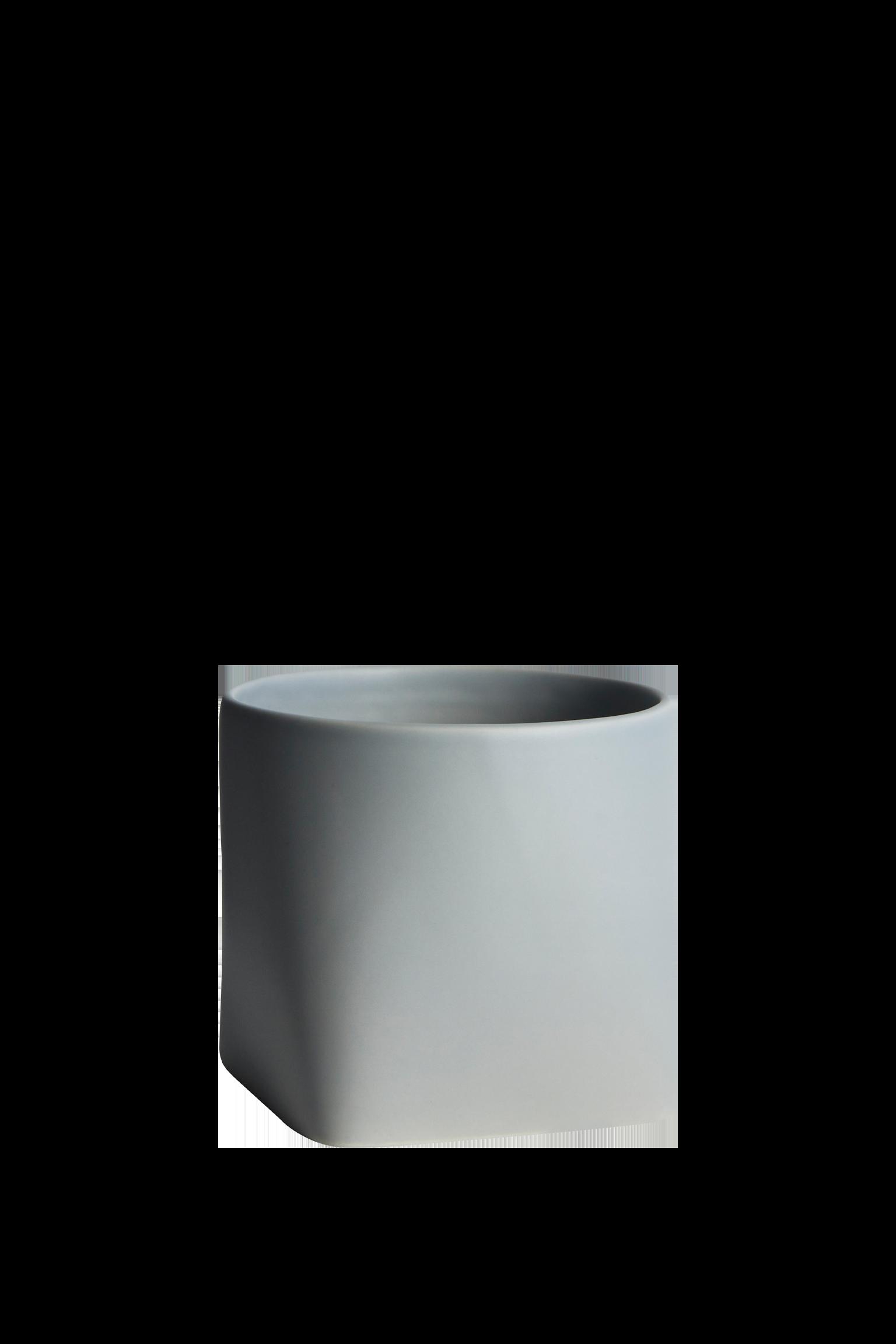 SOMMA - Pot Grey 14cm