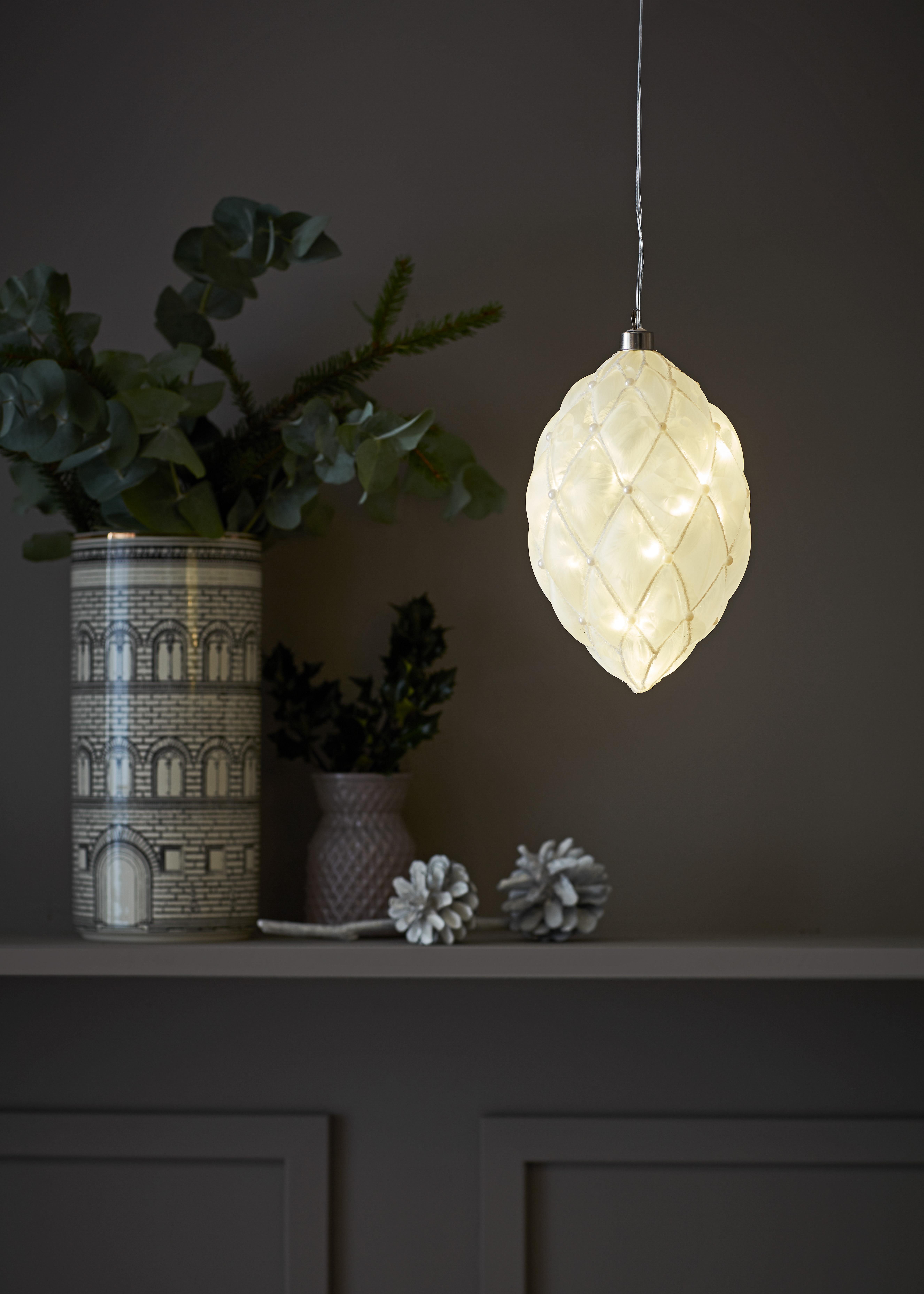 PEARL - Glass decoration