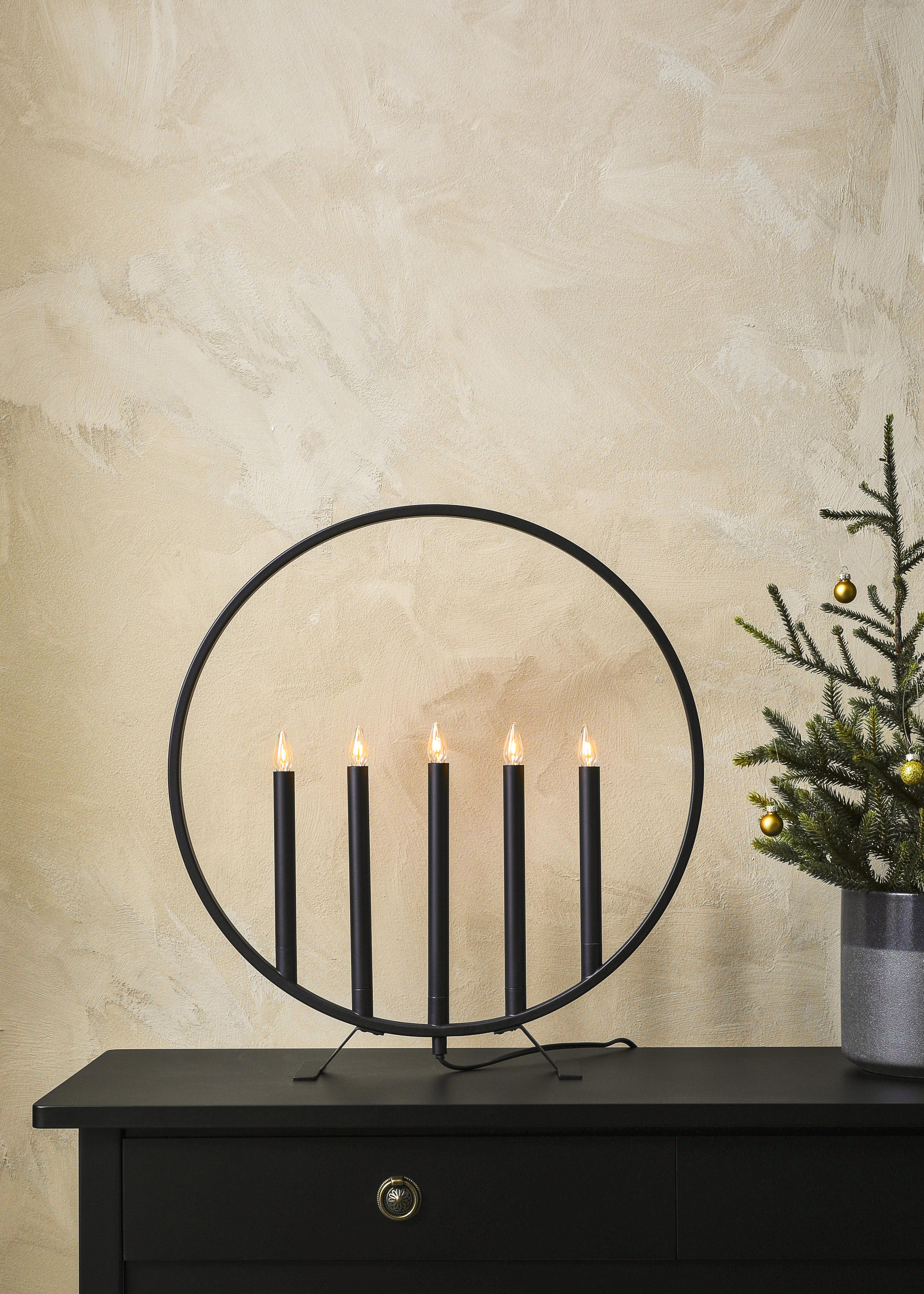 SURROUND - Table Black 5