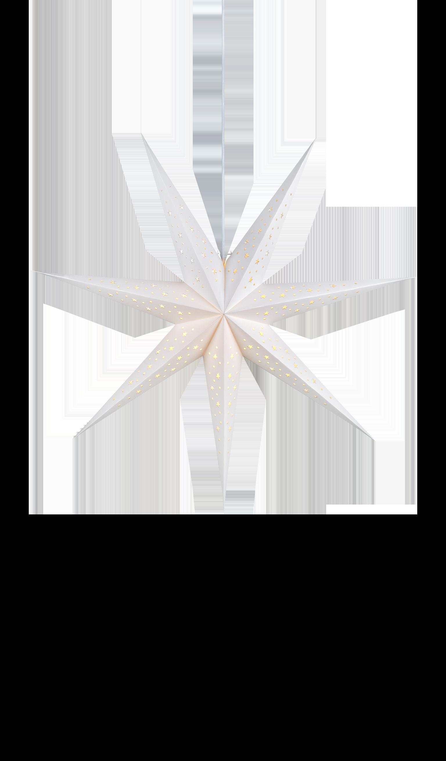 SOLVALLA - White 75CM
