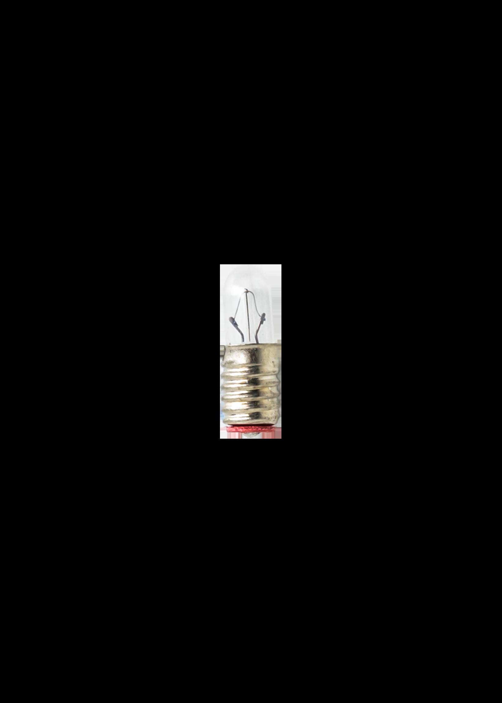 Bulb - E5 0,8W - 5-pack