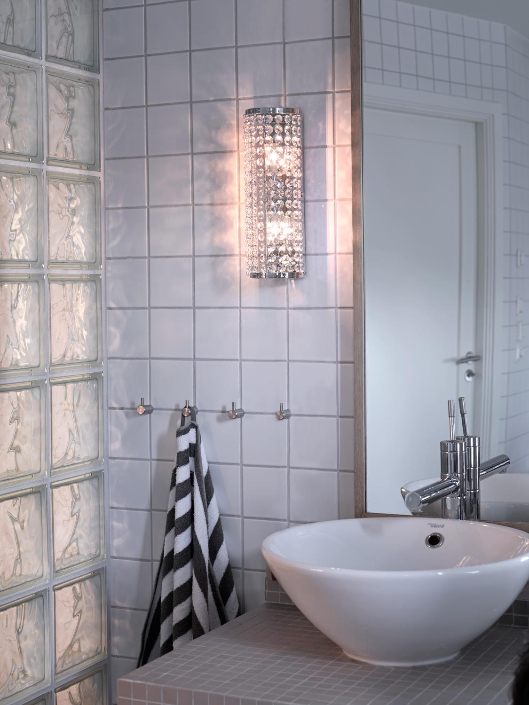 LYSEKIL - Wall bathroom