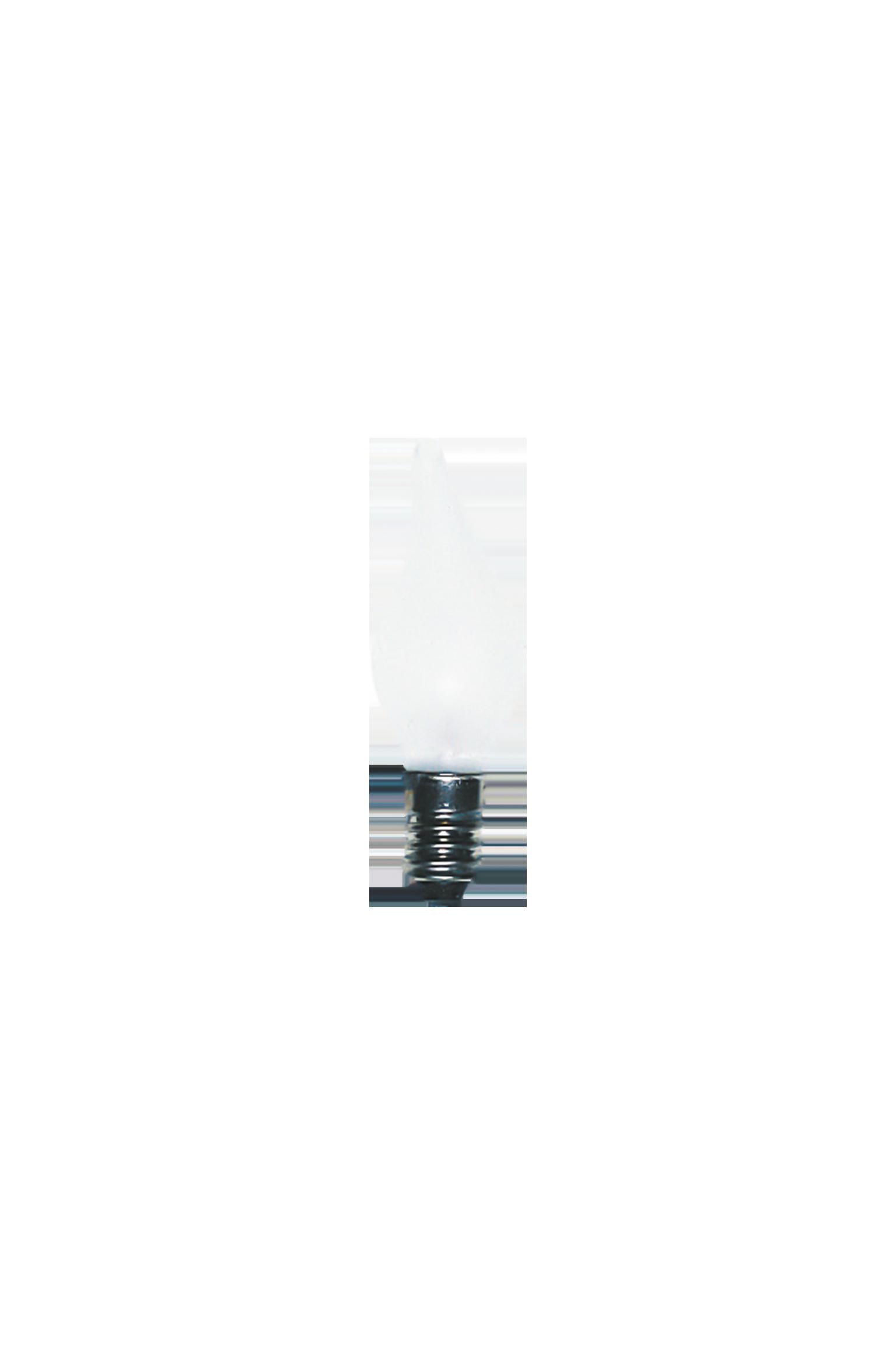 Bulb LED - E10 0,1W 10-55V Frost - 3-Pack