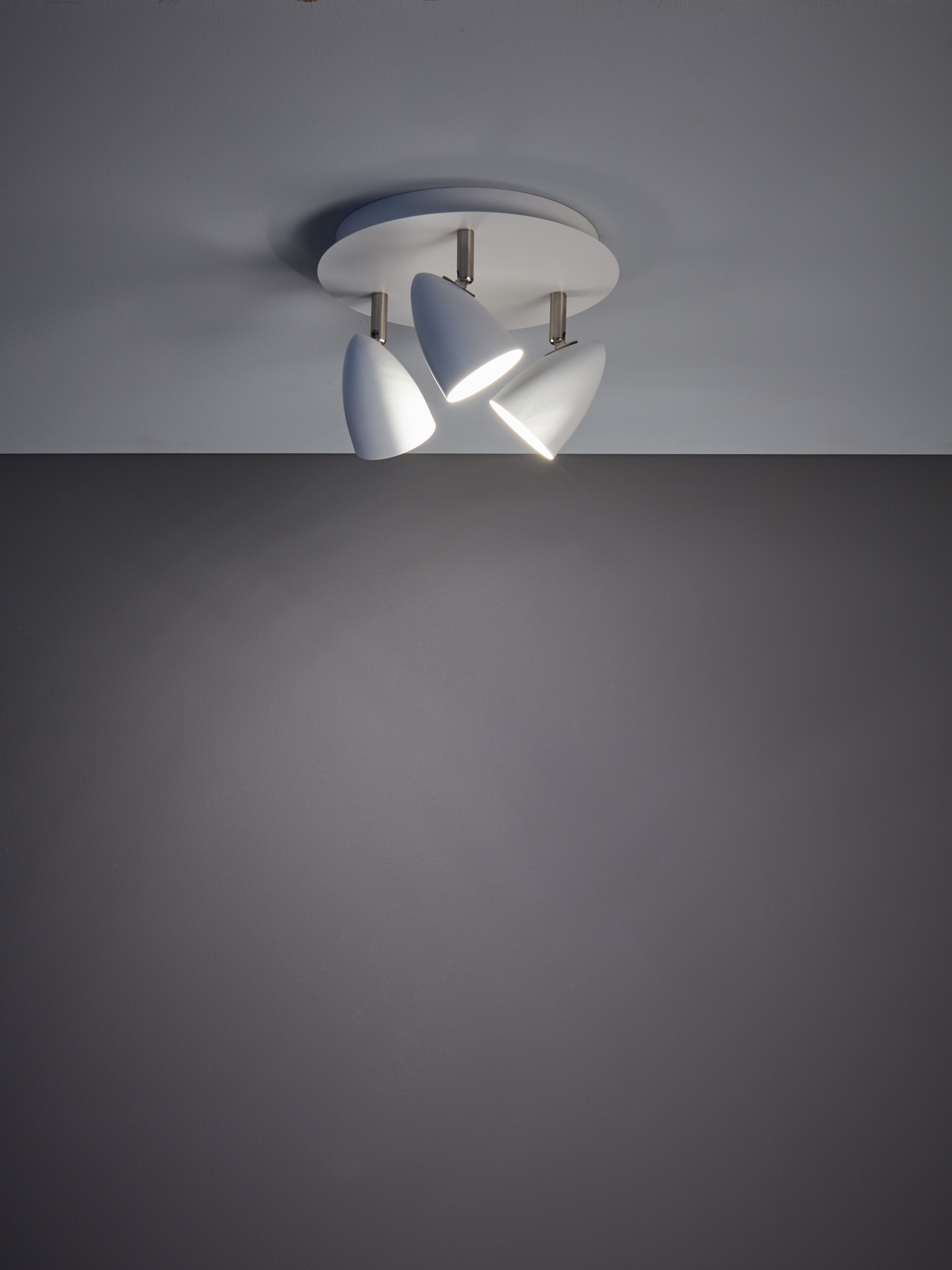 CIRO - Spot White/steel